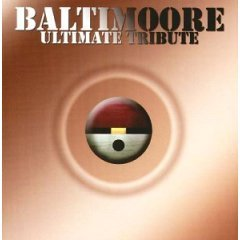 baltimoore : ultimate tribute CD 2003 lion music 12 tracks used mint