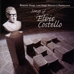 elvis costello  songs of elvis costello CD 1998 rhino used mint