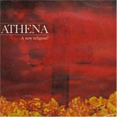athena : a new religion? CD 1998 rising sun germany 11 tracks used like new