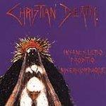 christian death : Insanus Ultio Proditio Misericordia Que CD 1999 cleopatra used near mint
