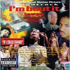 i'm bout it from the original motion picture sountrack CD 1997 no limit used near mint