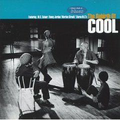 the rebirth of cool featuring m.c. solaar, ronny jordan, martine girault CD 1993 island used