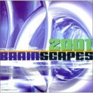 brainscapes 2001 CD 2000 cyberoctave new