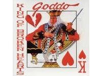 goddo : king of broken hearts CD 2001 bullseye used mint