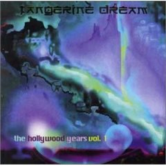 tangerine dream : the hollywood years vol. 1 CD 1999 TDI used mint