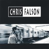 chris falson : self-titled CD 1992 broken records used mint