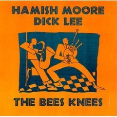 hamish moore & dick lee : the bees knees CD 1991 green linnet used mint