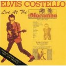 elvis costello & the attractions : live at el mocambo CD 1978 rykodisc 1993 demon used near mint