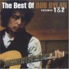 bob dylan : the best of bob dylan volumes 1 & 2 2002 sony taiwan new