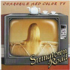 chamomile and color TV : stringtown road CD 1996 encrypted records used mint barcode punched