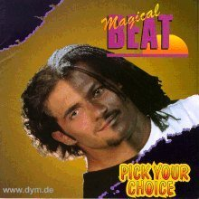 magical beat : pick your choice CD 1996 sonolux sony new