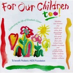 for our children too! to benefit pediatric AIDS foundation CD 1996 kid rhino used mint