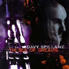 davy spillane : the sea of dreams CD 1998 covert used very good