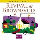 revival at brownsville recorded live in pensacola florida CD 1996 hosana integrity used near mint