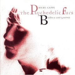 here came the psychedelic furs : B sides & lost grooves CD 1994 sony used mint
