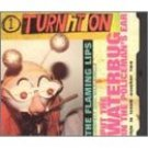 flaming lips : turn it on CD single 1995 warner bros 3 tracks used very good