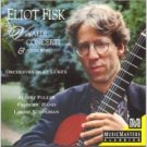 eliot fisk : vivaldi concerti & other works, orchestra of st. lukes CD 1993 music masters BMG Direct