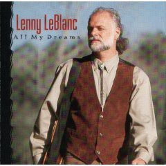 lenny leblanc : all my dreams CD 1994 integrity used mint