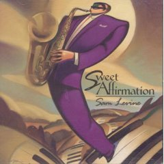 sam levine : sweet affirmation CD brentwood used mint