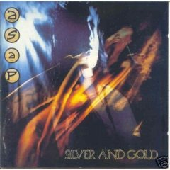 asap : silver and gold CD 1989 EMI sanctuary 10 tracks used very good