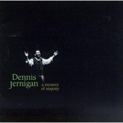 dennis jernigan : a mystery of majesty CD 1997 heartcry shepherd's heart used mint