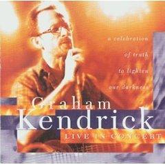 graham kendrick : live in concert CD 1996 megaphone used