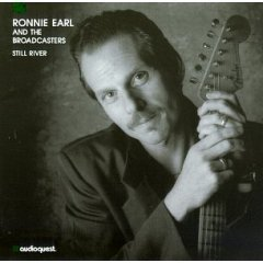 ronnie earl and the broadcasters : still river CD 1993 audioquest used mint