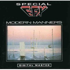 special efx : modern manners CD 1985 GRP 11 tracks used mint