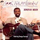 donovan mixon - look ma, no hands! CD 1993 philology made in italy used mint