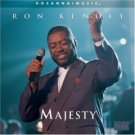 ron kenoly : majesty Cd 1998 hosanna! integrity CD used very good