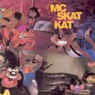 the adventures of MC skat kat and the stray mob CD 1991 virgin used mint