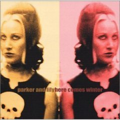 parker and lily : here comes winter CD 2002 manifesto used mint