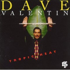 dave valentin : tropic heat CD 1994 GRP used mint