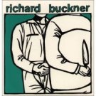 richard buckner : original self-titled self-released CD used very good