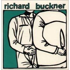 richard buckner : original self-titled self-released CD used very good