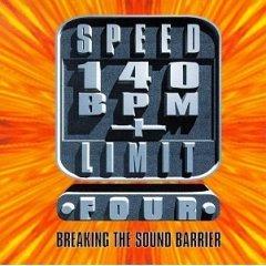 Speed Limit 140 BPM plus four CD 1994 moonshine music used mint