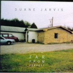 duane jarvis : far from perfect CD 1998 watermelon used near mint