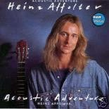 heinz affolter : acoustic adventure CD 1989 JCI used mint