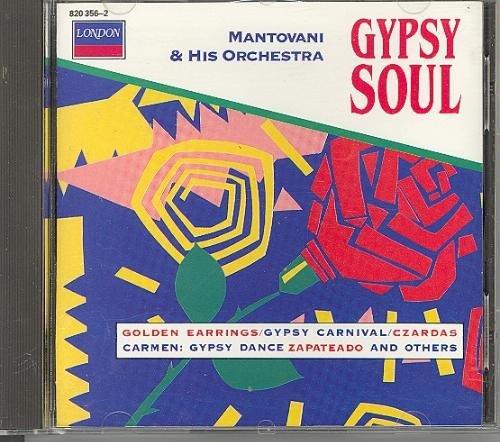 mantovani & his orchestra : gypsy soul 1970 decca 1987 polygram used near mint
