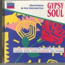 mantovani & his orchestra : gypsy soul 1970 decca 1987 polygram used near mint
