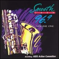 smooth jazz 96.9 volume one benefiting aids action committee CD 1999 wsjz used mint