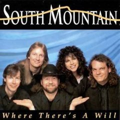 south mountain : where there's a will CD 1995 stony plain records 14 tracks used mint