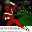 misfits of SKA CD 1995 1997 asian man records used mint