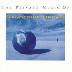 tangerine dream : private music of tangerine dream CD 1992 private music used mint