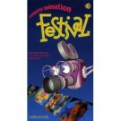 computer animation festival vol. 1 VHS 1993 miramar used mint