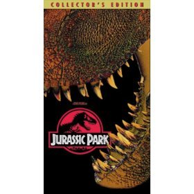 jurassic park collector's edition VHS 2-piece set 2000 universal used mint