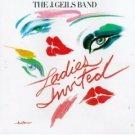 j. geils band : ladies invited CD 1973 1990 atlantic used mint