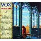vox : diadema CD 1990 real music 7 tracks used mint