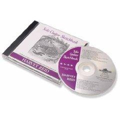 harvey reid - solo guitar sketchbook 1989 woodpecker records used mint