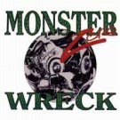 monster wreck - zero CD sonic bubblegum 9 tracks used mint
